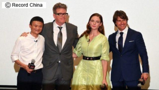 画像: 「ミッション:インポッシブル」は90歳になっても、トム・クルーズが意欲を語る―上海市 - エキサイトニュース