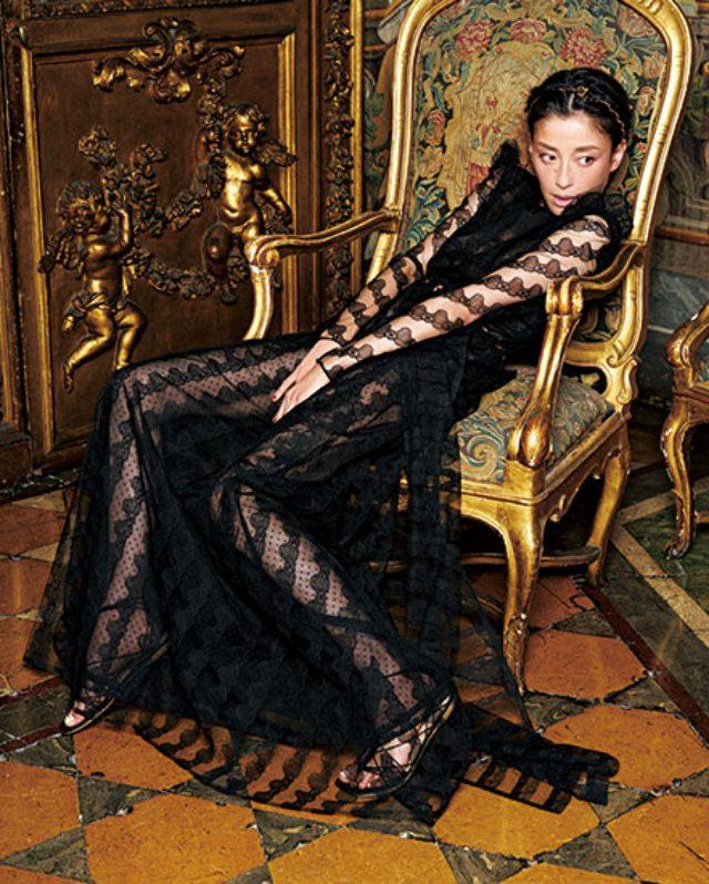 画像: http://harpersbazaar.jp/fashion/rie-miyazawa-150819