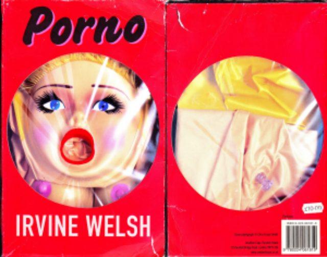 画像: 原作になる『Porno』