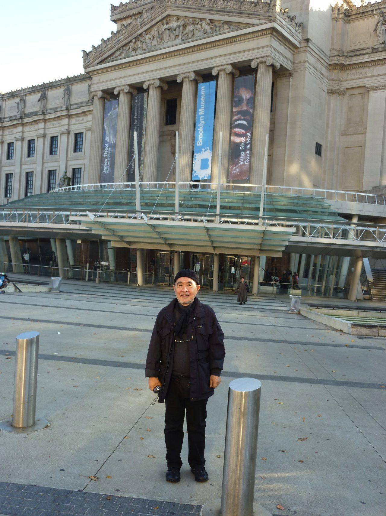 画像: Masayoshi Sukita at Brooklyn Museum photo: 2009 tomoyakumagai