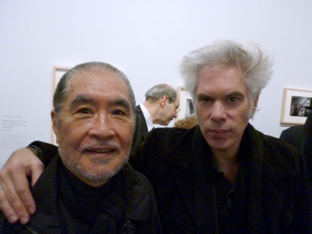 画像: Masayoshi Sukita and  Jim Jarmusch photo: 2009 tomoyakumagai