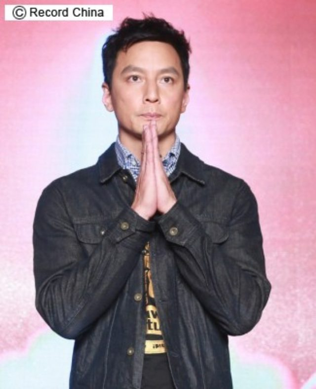 画像: ダニエル・ウーが過去のお色気映画を後悔、第二子は男の子を希望―台湾メディア - エキサイトニュース