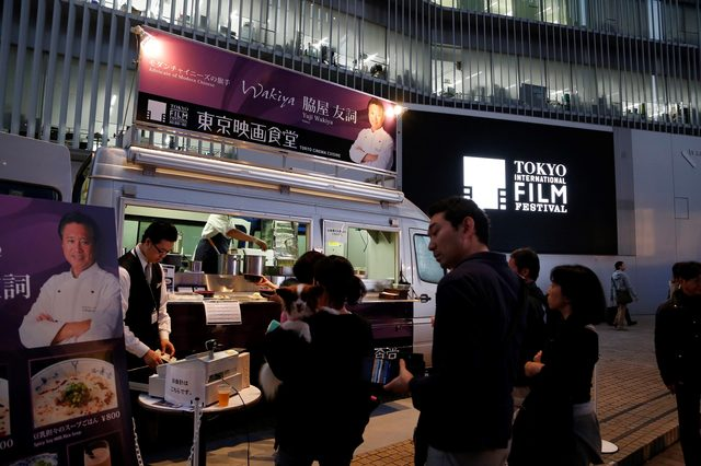 画像: 第28回東京国際映画祭(10/22~10/31)で開催「東京映画食堂」のシェフが決定