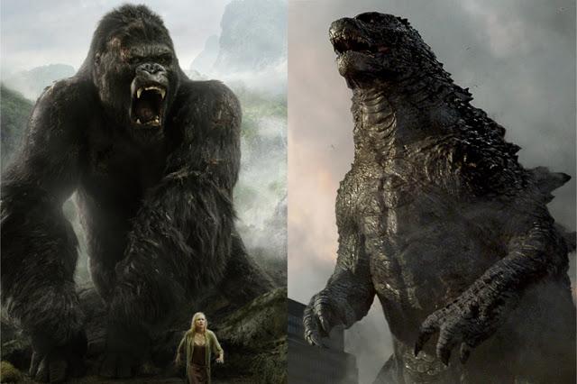画像: CIA☆こちら映画中央情報局です: Godzilla News : ワーナー・ブラザースが、ハリウッド版「キングコング対ゴジラ」の実現に向け、ロキのトムさん主演「コング : スカル・アイランド」を、ユニバーサル映画に代わって製作!! - 映画諜報部員のレアな映画情報・映画批評のブログです