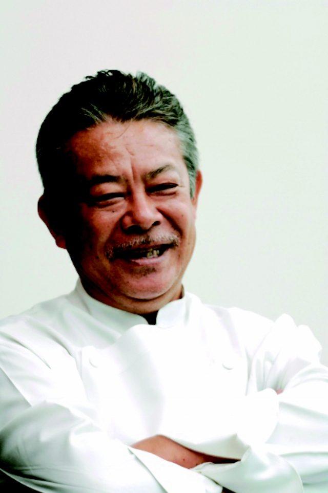 画像: レストラン タテルヨシノ 吉野健 日本各地のレストランをプロデュースしながらフランスで認め られた独自の「テロワ(大地)の料理」を追求し続ける。