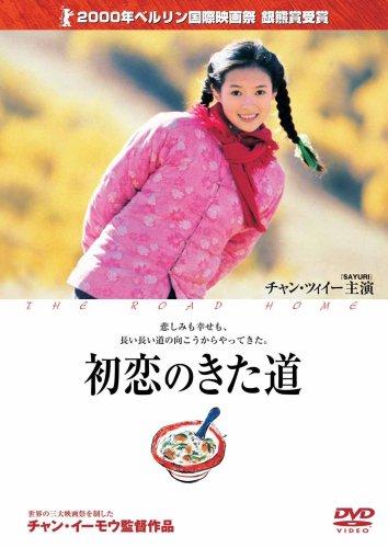 画像2: オススメ中国映画『初恋の来た道』