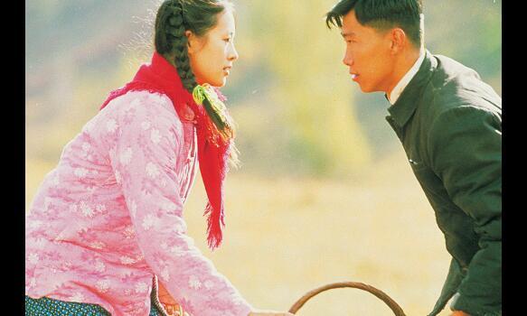 画像3: オススメ中国映画『初恋の来た道』