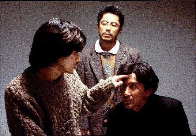 画像: 「CURE」の一場面 (C)KADOKAWA 1997