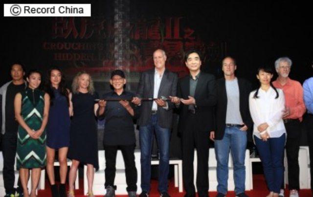 画像: 「グリーン・デスティニー」続編がいよいよ登場、中国と北米で来年2月に公開―中国 - エキサイトニュース