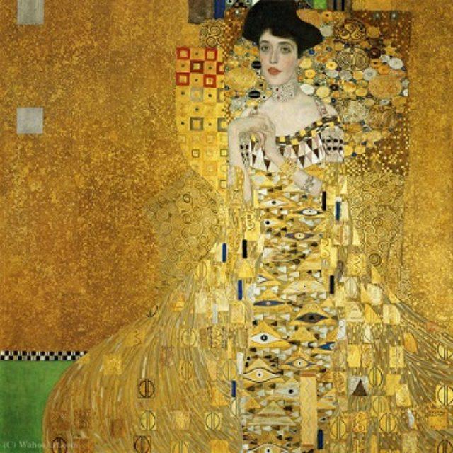 画像: 「アデーレ・ブロッホ=バウアーの肖像Ⅰ」