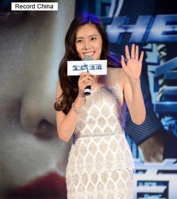 画像: また中韓カップルが誕生、女優チュ・ジャヒョンが中国人俳優との交際発表―中国 - エキサイトニュース