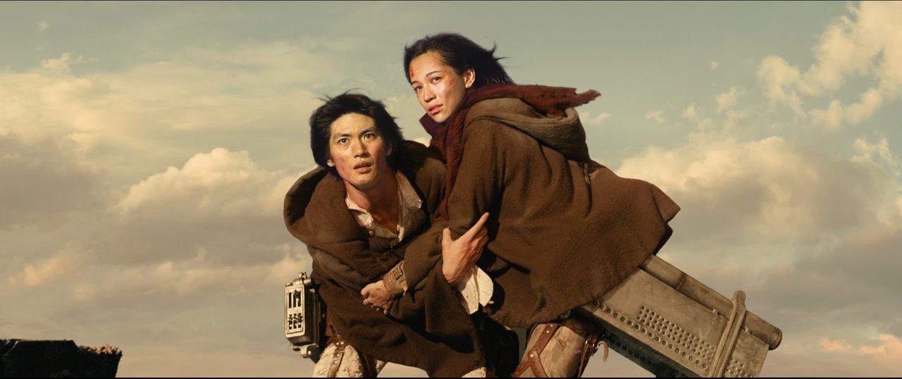 画像1: ©2015 映画「進撃の巨人」製作委員会 ©諫山創/講談社