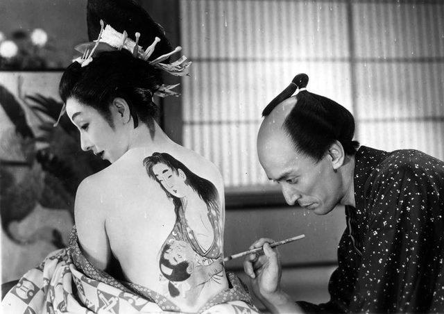 画像1: 『歌麿をめぐる五人の女』 1946(昭和17)年松竹京都作品/93分・モノクロ