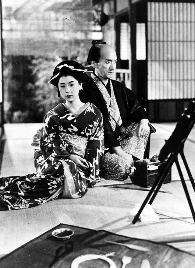 画像2: 『歌麿をめぐる五人の女』 1946(昭和17)年松竹京都作品/93分・モノクロ