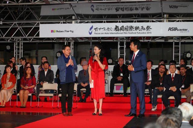画像2: 華やかなゲスト登壇に熱気は最高潮! アジア映画を堪能する8日間、ついに開幕!!