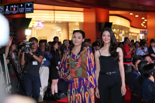 画像1: 華やかなゲスト登壇に熱気は最高潮! アジア映画を堪能する8日間、ついに開幕!!