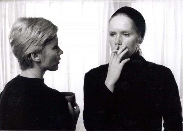 画像1: 1966年/スウェーデン 原題:Persona