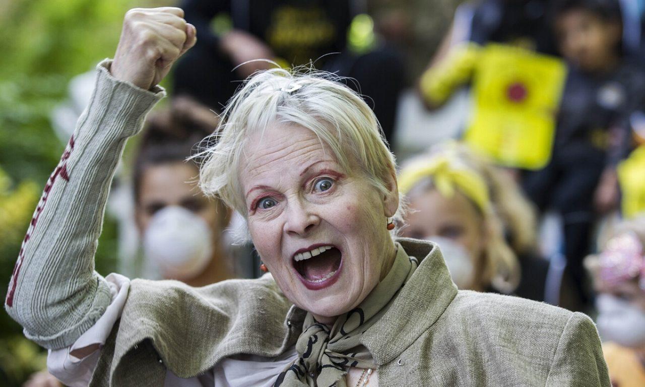 画像: Vivienne Westwood takes the fracking debate to Cameron – in pictures