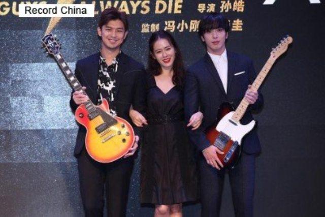 画像: 韓国語に苦しんだ俳優チェン・ボーリン、音痴すぎて歌手の夢は断念―香港メディア - エキサイトニュース