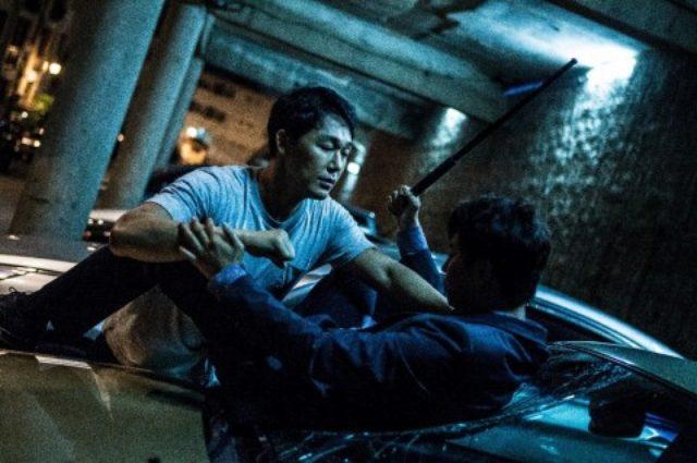 画像: キム・ナムギル&パク・ソンウン、『無頼漢』殴り合いシーン本編映像