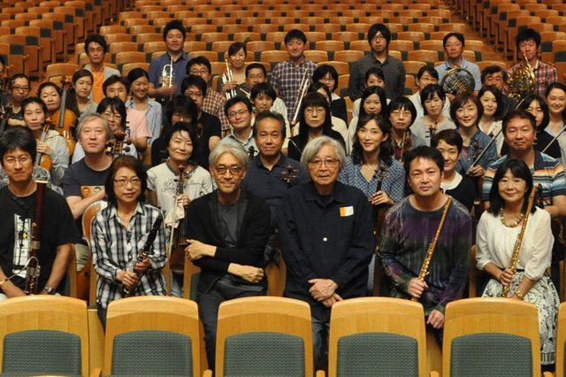 画像: 坂本龍一、復帰作のレコーディングに歓喜!山田洋次監督&吉永小百合から直々にラブコール!