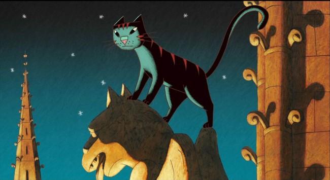 画像: 吉祥寺にゃんこ映画祭2015『パリ猫ディノの夜』
