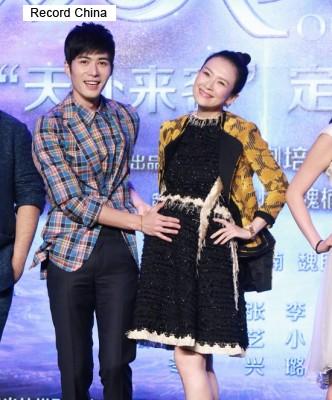 画像: チャン・ツィイーの妊娠説は本当か、映画PRやイベントから完全に姿消す―中国 - エキサイトニュース