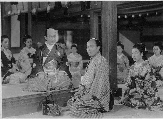 画像3: (C)『元禄忠臣蔵 前篇』(1941)京都文化博物館 映像情報室 The Museum of Kyoto, Kyoto Film Archive-cinefil