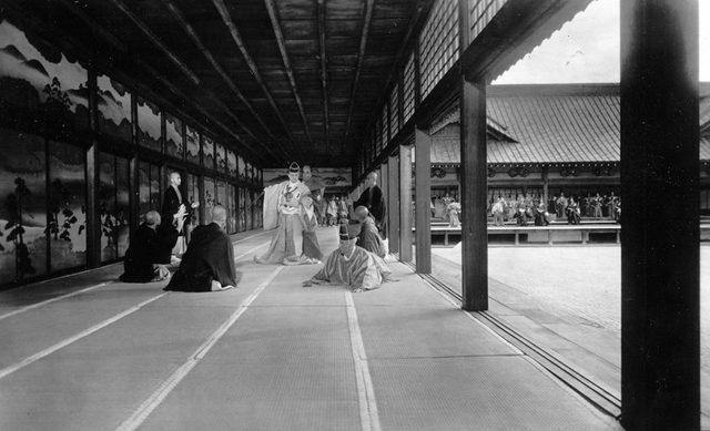 画像1: (C)『元禄忠臣蔵 前篇』(1941)京都文化博物館 映像情報室 The Museum of Kyoto, Kyoto Film Archive-cinefil
