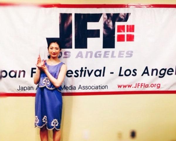 画像: 武田梨奈、「Japan Film Festival Los Angeles 2015」で「最優秀女優賞」受賞!