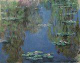 画像: クロード・モネ《睡蓮》(1903年) Musée Marmottan Monet, Paris © Bridgeman-Giraudon