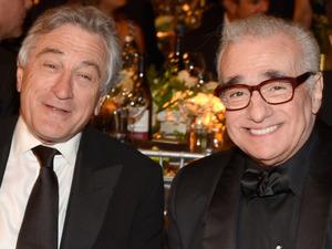 画像: Robert De Niro says he'll be reuniting with Martin Scorsese next year for I Heard You Paint Houses