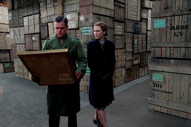 画像2: 史上最大のトレジャー・ハンティング映画『ミケランジェロ・プロジェクト』マット・デイモンが語るジョージ・クルーニーの見事な監督ぶり。