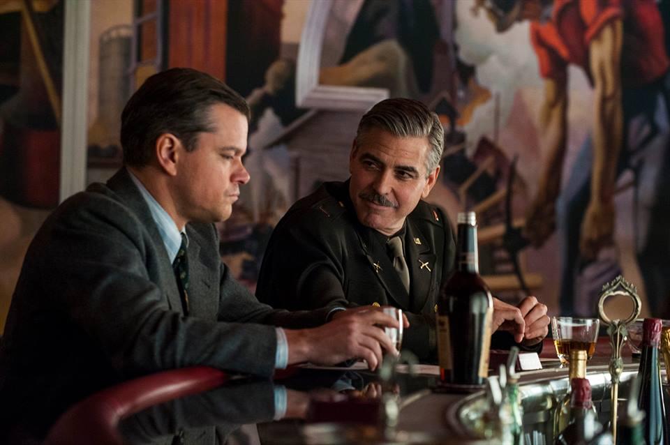 画像3: 史上最大のトレジャー・ハンティング映画『ミケランジェロ・プロジェクト』マット・デイモンが語るジョージ・クルーニーの見事な監督ぶり。