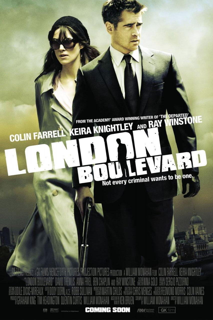 画像: Cinefil『映画と小説の素敵な関係』 第十回 『ロンドン・ブルバード―LAST BODYGUARD―』―後編