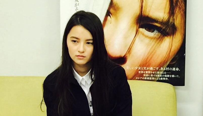 画像: 『草原の実験』で話題の美少女エリーナ・アンに単独インタビュー! 眩い透明感を見せた彼女の素顔です!