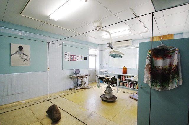 画像: operation table会場風景  photo(C)cinefil art review
