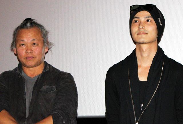 画像: キム・ギドク監督、福島原発事故を題材にした衝撃作を釜山でお披露目 主演は中江翼