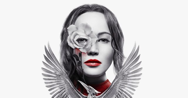 画像: The New Hunger Games Poster Is Full of Hidden Messages