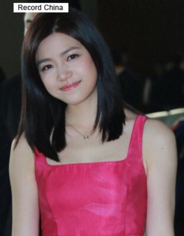 画像: ミシェル・チェン http://sp.recordchina.co.jp/pics.php?gid=120881&p=1