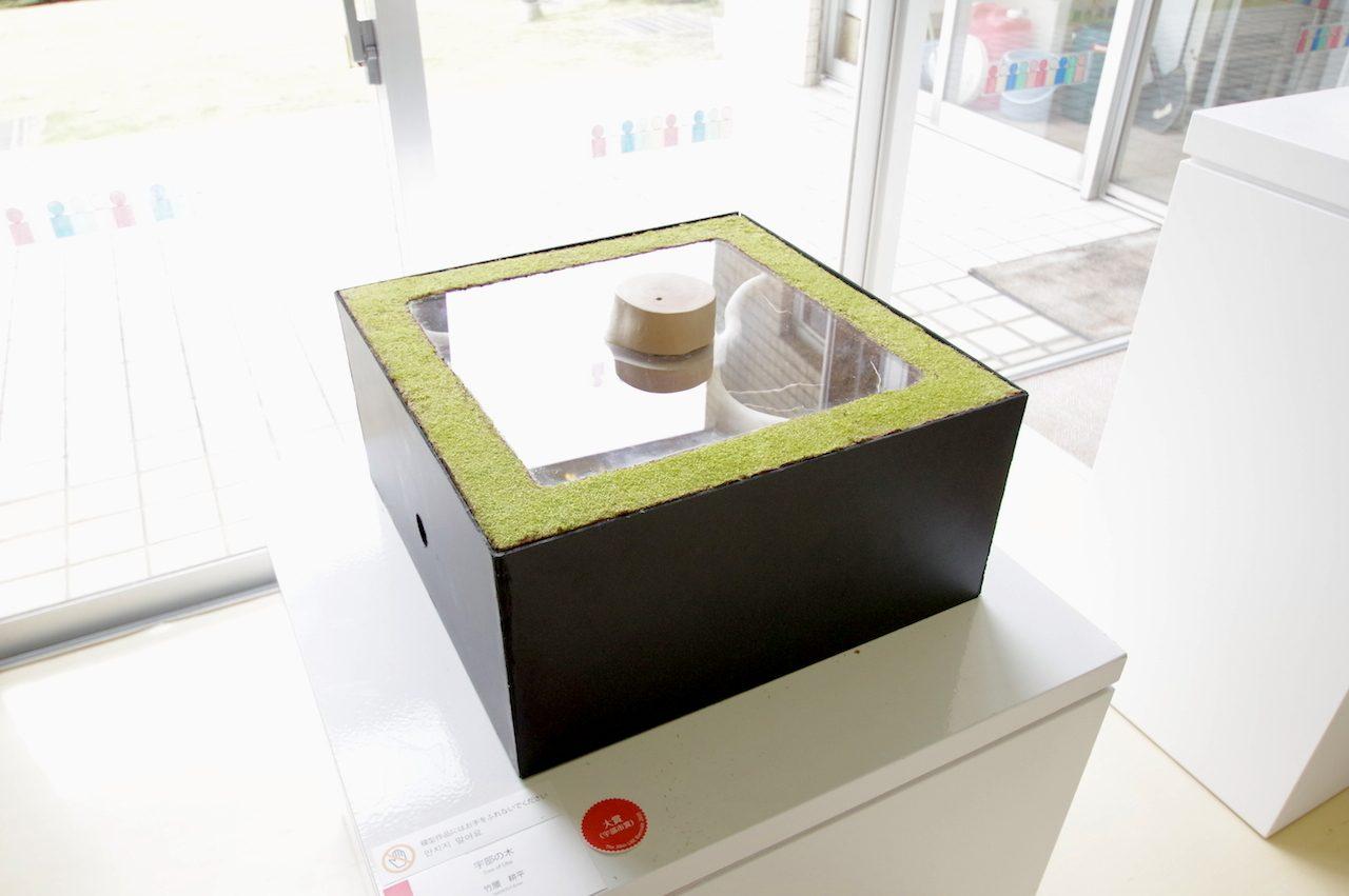 画像: 大賞模型作品-「宇部の木」竹腰耕平- photo(C)cinefil art review