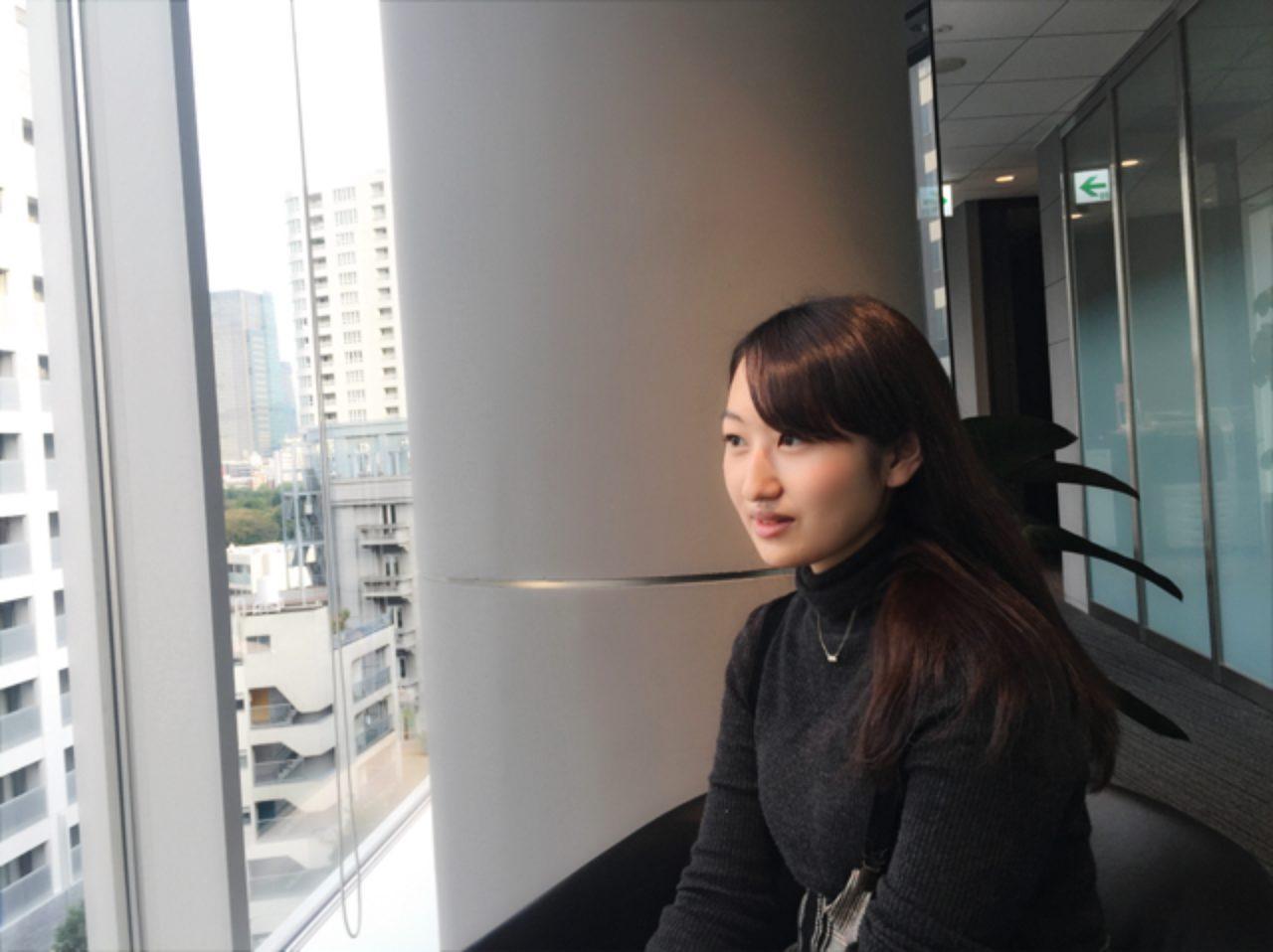 画像: 日本学生映画祭 実行委員長 雨無麻友子さん
