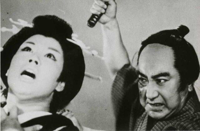 画像: (『妖刀物語 花の吉原百人斬り』 1960(昭和35)年東映京都作品/109分・カラーC)京都文化博物館 映像情報室 The Museum of Kyoto, Kyoto Film Archive