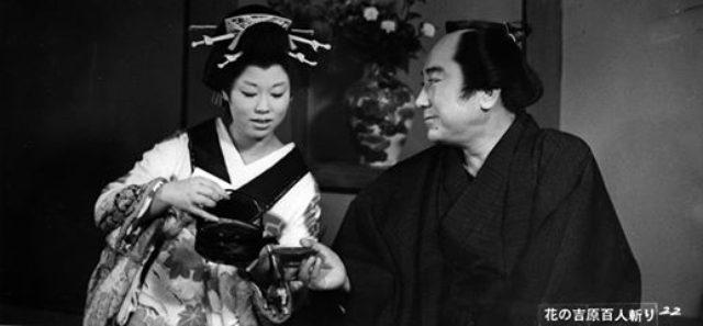 画像: 『妖刀物語 花の吉原百人斬り』 1960(昭和35)年東映京都作品/109分・カラー(C)京都文化博物館 映像情報室 The Museum of Kyoto, Kyoto Film Archive