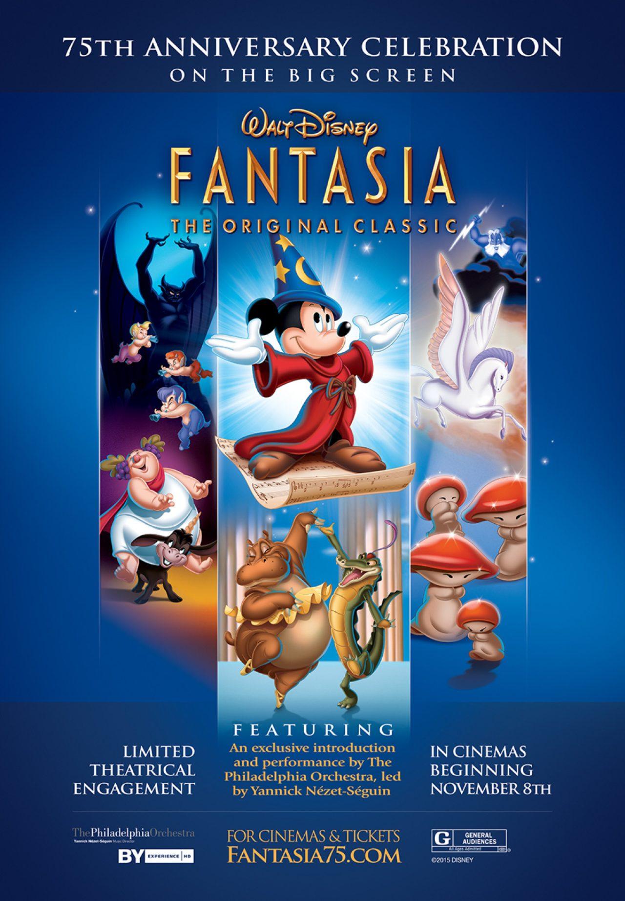 画像: Fantasia - 75th Anniversary Celebration