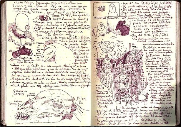 画像6: http://www.film.com/photos/guillermo-del-toros-incredible-sketchbooks
