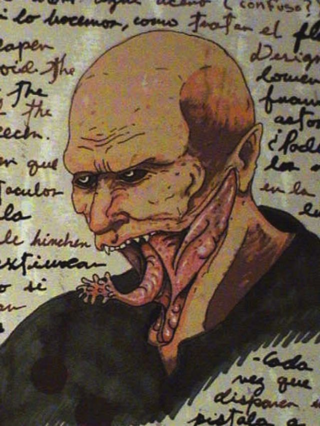 画像5: http://www.film.com/photos/guillermo-del-toros-incredible-sketchbooks