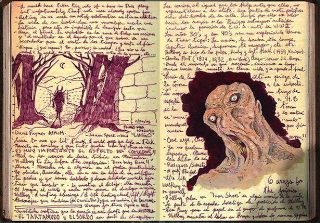 画像8: http://www.film.com/photos/guillermo-del-toros-incredible-sketchbooks