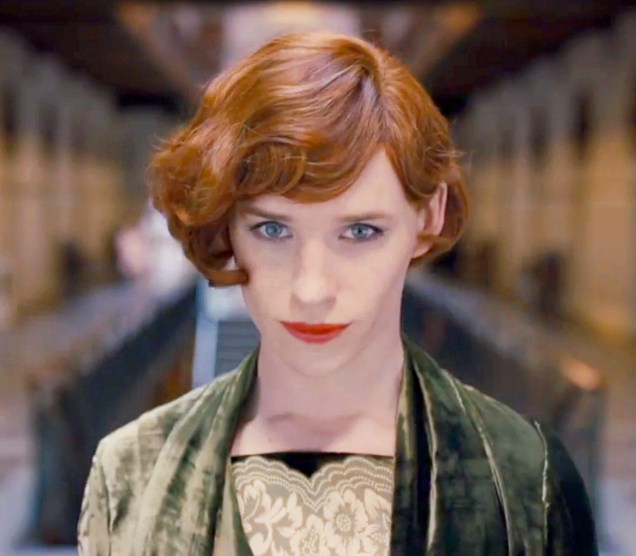 画像: Eddie Redmayne Transforms Into a Beautiful Woman in The Danish Girl Trailer