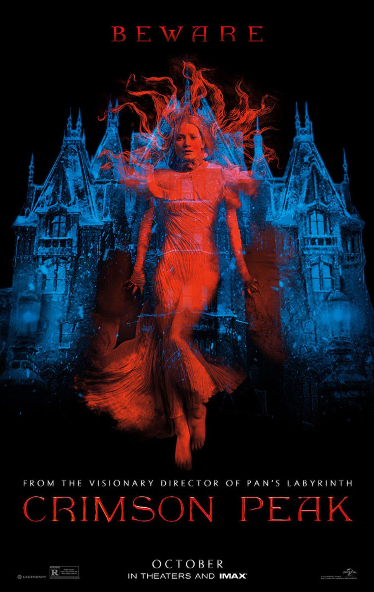 画像: http://moviepilot.com/posts/2015/05/13/stunning-motion-poster-debuted-for-guillermo-del-toro-s-crimson-peak-new-trailer-2929999?lt_source=external,manual